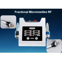 Portable Therma Microneedle Fractional RF Acne Scar Removal Facelift Machine Manufactures