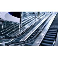 Remote Monitoring Double Driving Indoor Escalator With Black Box Information Manufactures