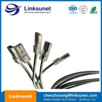 TE Connectivity AMP Connectors Fastin-Faston 1P Connector Add ETFE Mlticore Automotive Wiring Harness PICH 6.35MM Manufactures