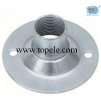High Metallurgical Strength BS4568 Conduit Female Dome Cover For GI Pipe Manufactures