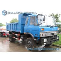 2 Axles 10000kgs 15000kgs waste management garbage truck Dongfeng Chassis Manufactures