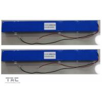 Solar Lighting LifePO4 Battery Pack 24V 30AH With UL2054  PCB  UL REACH MSDS Manufactures