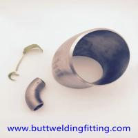 ASTM A182 Stainless Steel Elbow Manufactures