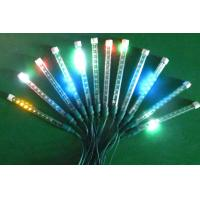 IP65 LED Meteor Shower Lights With Blue / Green / White Color Manufactures