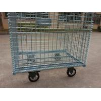 China Factory Direct Sale Cheap Strong Mesh Storage Cage on sale