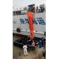 China Single / Double Chute Marine Evacuation System SOLAS Standard on sale