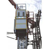 Electric Rack And Pinion Hoists CH3200 Painted With Llifting Height 250m Manufactures