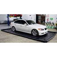Commercial Car Water Containment Mat Easy Clean PVC Tarpaulin Inflatable Wash Pads Manufactures