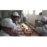 Buy cheap Pear Juice Production Line from wholesalers
