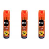 China Insect Repllent 600ML Aerosol Insecticide Spray With Beta-cypermethrin on sale