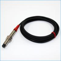 12V Non-Flush 2 Wire Inductive Proximity Sensor 2mm Sensing Normal Open Manufactures