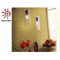 HTY - TC 300 300*300 Best Selling Background Design Mosaic, Glass Art Pattern Mosaic Wall Tile Manufactures