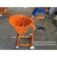 China Electric Power Cement Mortar Spraying Paint Machine on sale