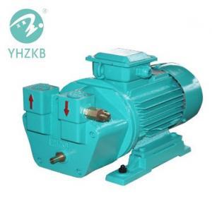 Shanghai Yulong 0.55KW liquid ring vacuum pump for autoclave sterilizer Manufactures