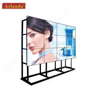 China Indoor Narrow Bezel 49inch LG 3x3 Video Wall LCD Video Monitor Ultra Thin Bezel Video Wall on sale