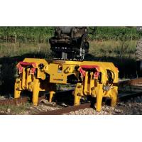 High Durability Hydraulic Trencher Rail Attachments Long Service Life Manufactures