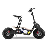 China Mad scooter 2000W 60V 12AH Lithium battery big tire with high quality on sale