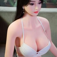 TPE / Medical Silicone Sexy Sex Doll 165cm Porn Toy Real Touch Feeling CE Approval Manufactures