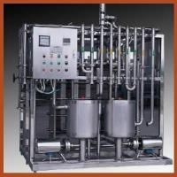 Plate Type Uht Sterilizer for milk ,  fruit juice , alcohol and other liquid Manufactures
