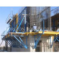 H20 Beam Automatic Climbing Formwork 5.40m Working Height Movable Horizontally Manufactures