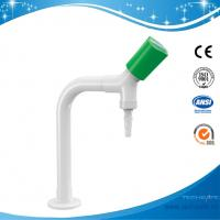 SHA4-3- Single Way Lab Tap/Faucet,360 swing,brass,white / grey color Manufactures