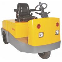 AC Power System JAC Electric Tow Tractor 6000KG Traction Weight High Performance Manufactures
