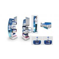 Buy cheap Custom Structure UV Printing Acrylic Display Rack for Shampoo from wholesalers