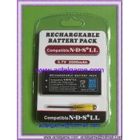 NDSiXL Rechargeable Battery Pack Nintendo NDSL game accessory Manufactures
