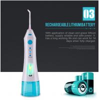 Electric Rechargeable Oral Water Irrigator For Travel / Business / Family Use Manufactures