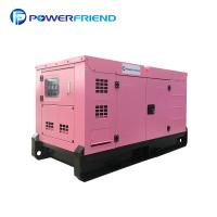 50HZ 12kw Power Fawde Diesel Silent Generator Set Water Cooled 15kva Manufactures