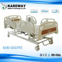 Economy Adjustable Patient Bed , Hi Low Hospital Bed Electric Contronal  For Patients Manufactures