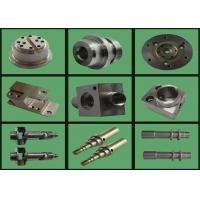High Precision Turned Medical Equipment Parts Polishing Surface Simple Design Manufactures