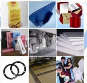 PU Foam digital cutting system machine Manufactures