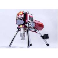 China Latex Lacquer Enamel Airless Spray Gun Used For Housing Decoration on sale