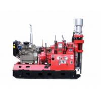 Quality XYB-4 High Performace Core Drilling Rig , Mechanical Rotary Drilling Rig XYB-4 for sale