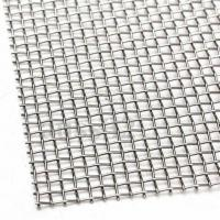 SS304 Grade - 10 mesh wire diameter 0.55mm Stainless Steel Wire Cloth Used For Sieve And Filtration Manufactures