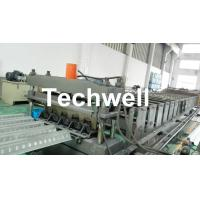 Easy Operation Customized Steel Metal Sheet Decking Floor Roll Forming Machine Manufactures