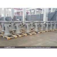 China SX Pipeline liquid mixing stainless steel static inline mixer for gas and gas mixing on sale