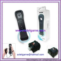 Wii Motion Plus Nintendo Wii game accessory Manufactures