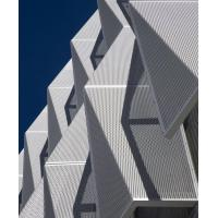 Perforated Metal Panels for Architectural Sun Control System Manufactures