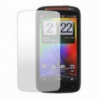 China Screen Protector, Clear Screen Guard for HTC on sale