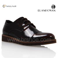 China Goodyear welted platform shoes on sale