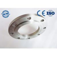 Customized Metal Bearing Spare Parts / Hydraulic Pipe Flanges For Mine Equipment Manufactures