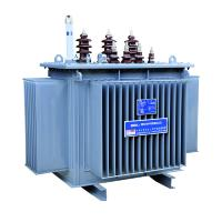 Oil Immersed Type Transformer 800 KVA 10 KV 11kV With Full Sealed Structure Manufactures