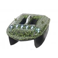 RC model Sea Fishing Bait Boat radio control style DEVC-318 ABS engineering plastic boat Manufactures