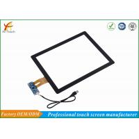 China Low Power Smart Home Touch Screen , 15 Inch Touch Panel Scratch Resistant on sale