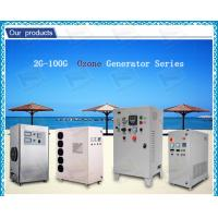 China ORP Water Cooling Ozone Generator Water Treatment , Vegetable and fruits wash machine on sale