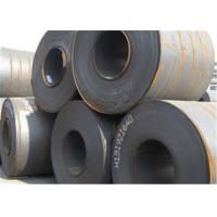 China Construction Hot Rolled Black Steel Coil , Q195 Q235 Galvanized Sheet Coil on sale