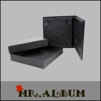 Double CD case with paper box Manufactures