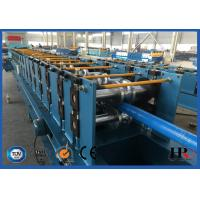 Sealed Color Water Pipes Down Pipe Forming Machine / Curving Pipe Machine Manufactures